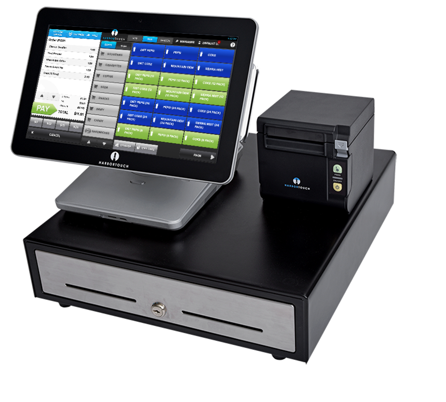 Echo System Harbortouch Pos Systems