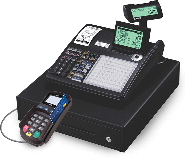 Electronic Cash Register Harbortouch Pos Systems